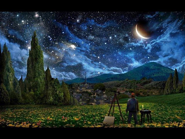 Скачать ночные звуки природы