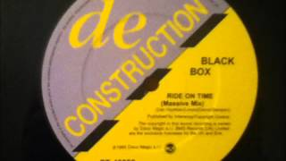 Black Box   Ride On Time Massive Mix