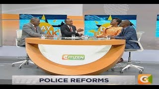 News Review: The police reforms #DayBreak