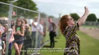 Jess Glynne nos cuenta cómo produce música(audio) con su HTC One (M8)