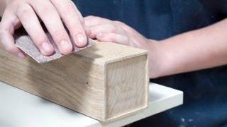 Neue Wiener Werkstätte - Making of NWW Design Award Trophy 2012