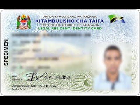 Mmalawi akutwa na kitambulisho cha taifa  cha Tanzania.