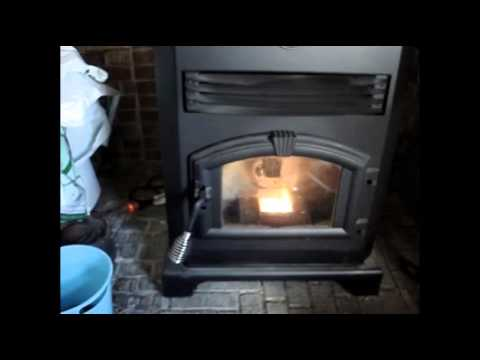 King Pellet Stove Problems Part 1 Youtube
