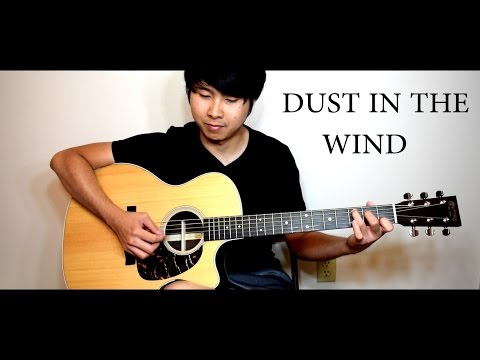 Kansas - Dust In The Wind (Fingerstyle cover by Jorell)