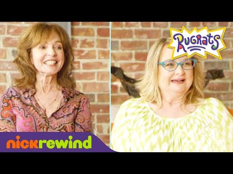 Kids' Reactions to the Voice Actresses of Rugrats | On the Orange Couch: Rugrats | The Splat