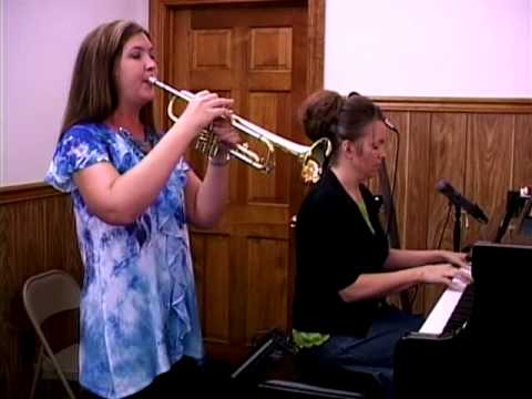 Trumpet Solo - At The Cross