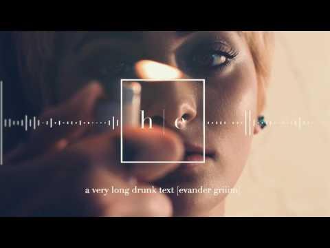 Evander Griiim - A Very Long Drunk Text