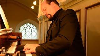 "Aulis Sallinen ""VARIAZIONI PER ORGANO op. 104"" - Kalevi Kiviniemi - WORLD PREMIERE"