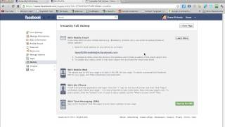 Proper Facebook Page Settings