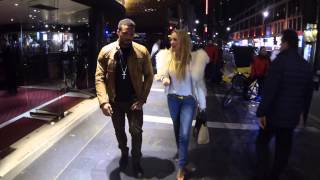 Exclusive: David McIntosh And Aisleyne Horgan Wallace Heading To Watch Les Miserables In London