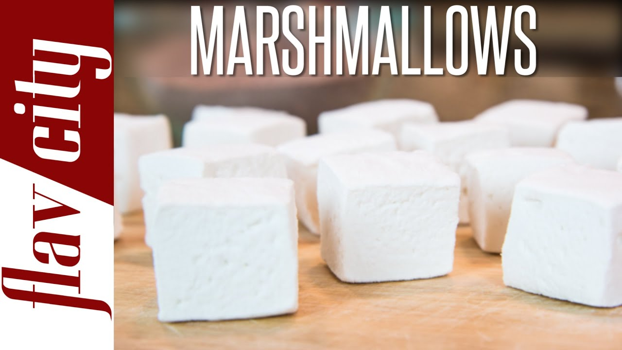 how to make marshmallows youtube