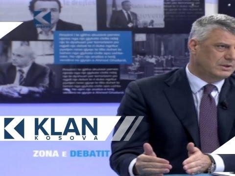 Zona B - Hashim Thaçi - 11.01.2016 - Klan Kosova