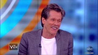 Kevin Bacon on His Marriage to Kyra Sedgwick & Film Past | The View
