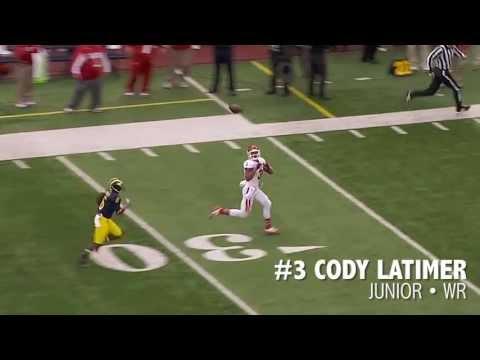 #IUFB WR Cody Latimer