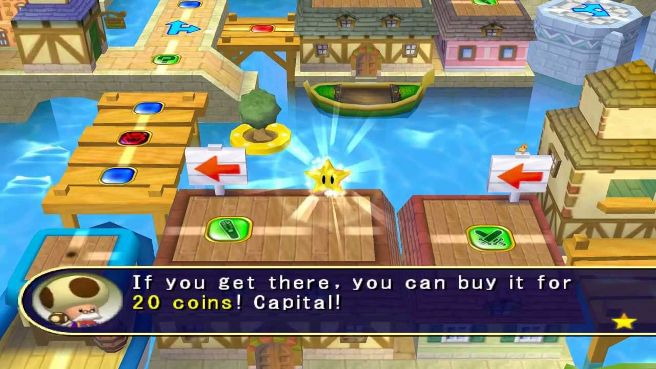 Mario Party 7 - Dolphin Emulator Wiki