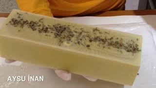 VEGAN SOAP MAKING RECIPE  HOW TO MAKE HOMEMADE VEGAN SOAP