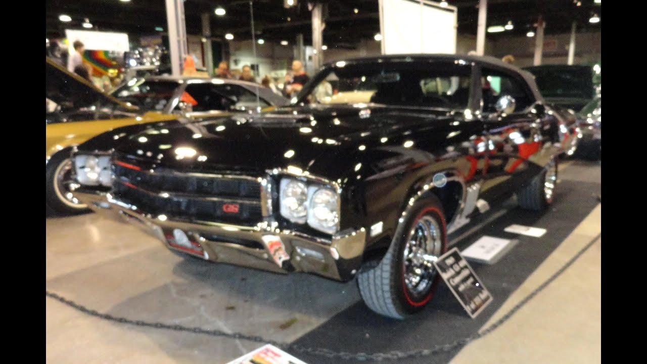 1969 Buick Gran Sport GS 400 Convertible @ World Of Wheels   My Car Story  With Lou Costabile   YouTube