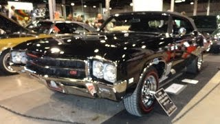 1969 Buick Gran Sport GS 400 Convertible @ World Of Wheels - My Car Story with Lou Costabile