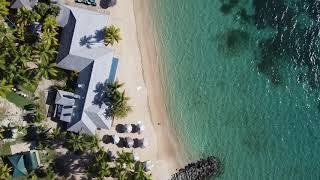 High Above Curtain Bluff in Antigua