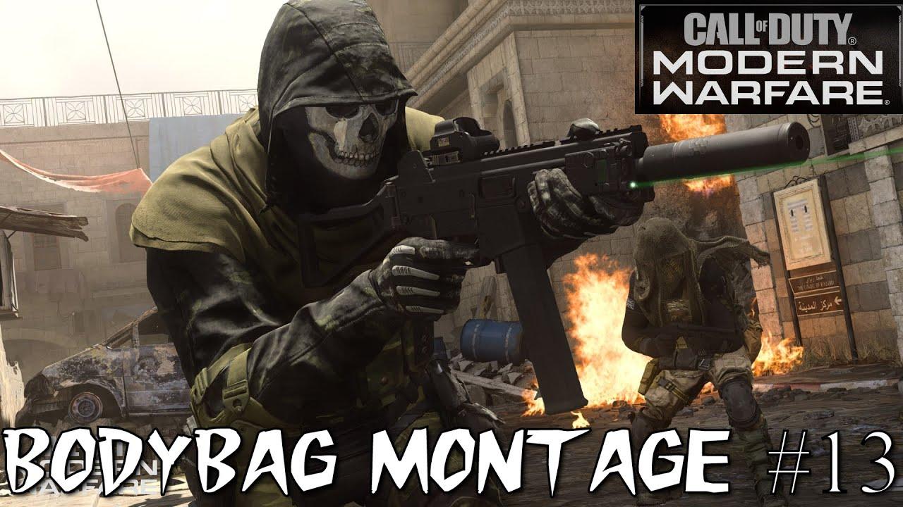 Terminator Oscillator | Modern Warfare | Bodybag Montage #13