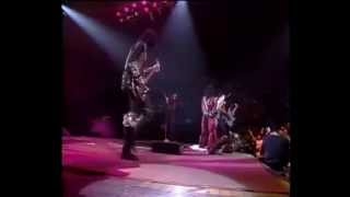 """KISS - Lonely Is The Hunter  """"Video"""""""