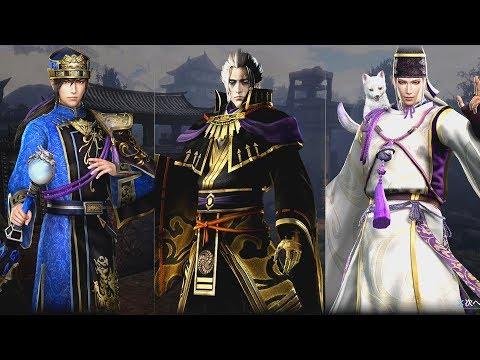 無双OROCHI3 Warriors Orochi 4 ULTIMATE Kuroda Kanbei LV MAX 142 Infinity UHD 60fps