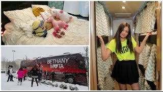 Tour Bus/Room Tour! + Giveaway Thumbnail