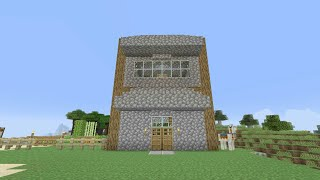 Minecraft Solo Let's Play - Home Improvement (8)