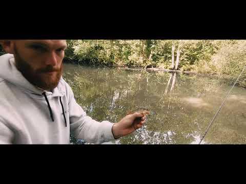 Canal Fishing Manchester Gun Shots Whilst Fishing
