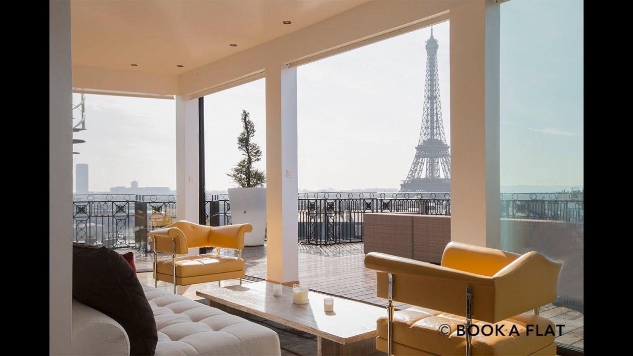 mbapp s 39 installe dans un appartement de 600m2 youtube. Black Bedroom Furniture Sets. Home Design Ideas