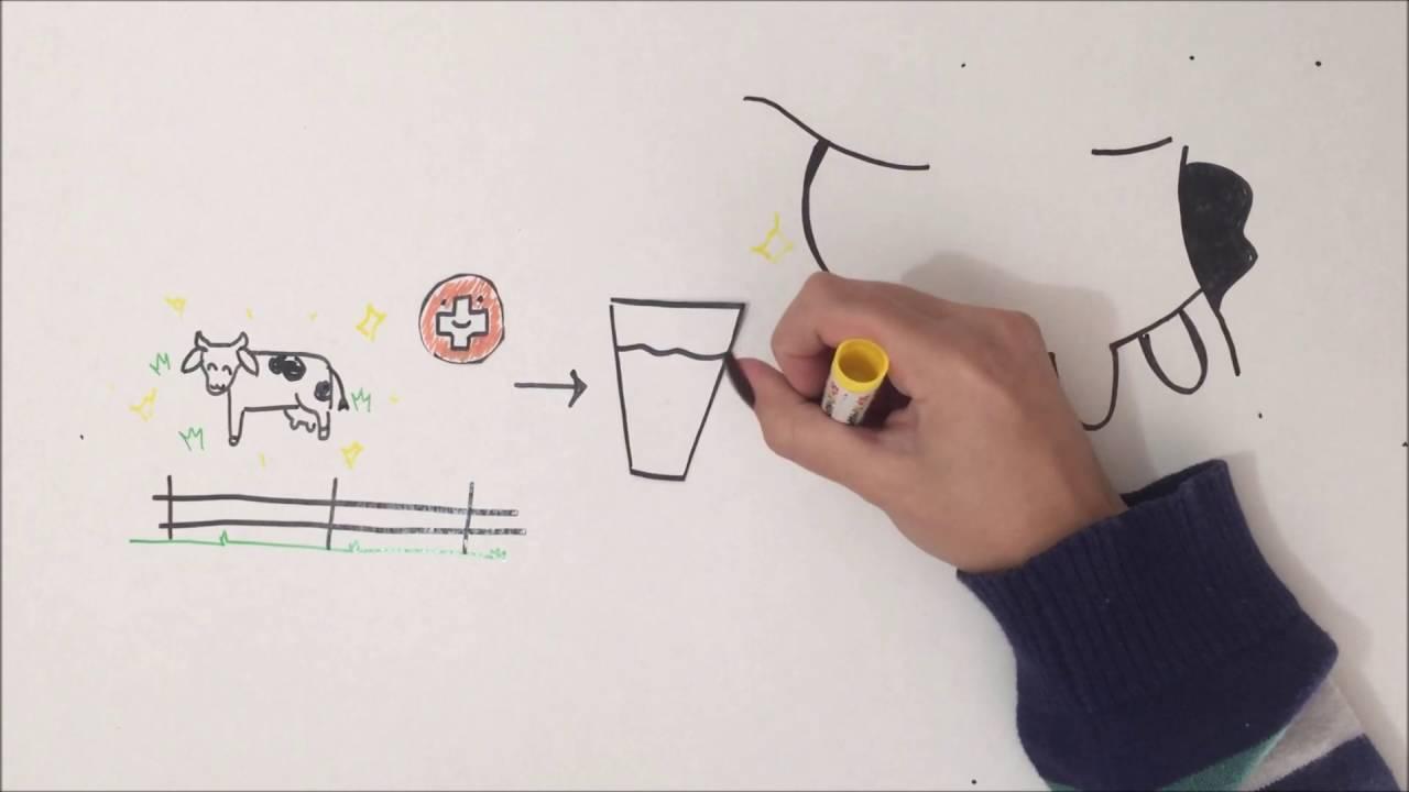 Leite Cru vs. Industrializado - YouTube eda6ee2a8b7cf