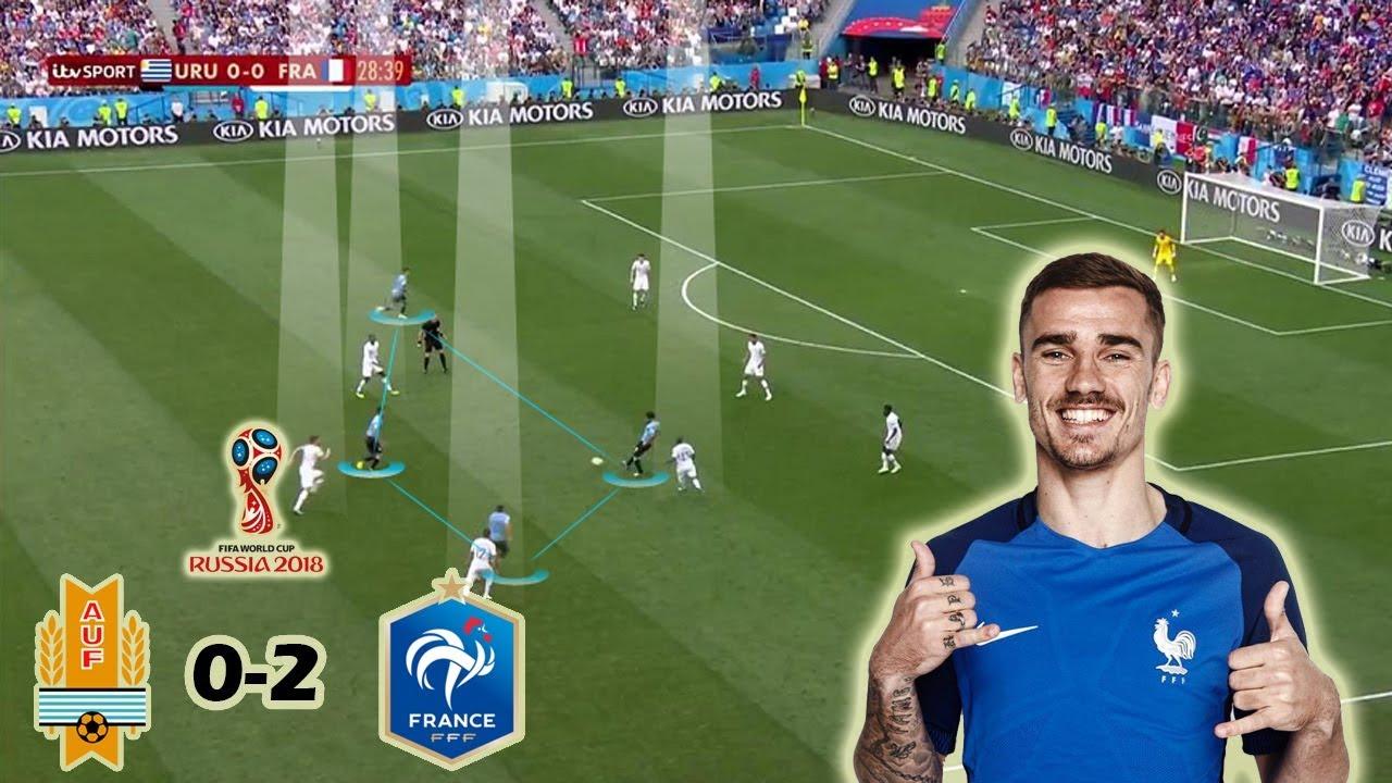 how france broke uruguay u0026 39 s stubborn defense