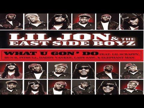 Lil Jon - What U Gon Do MEGAMIX (ft. Lil Scrappy, Bun B, Pitbull, Daddy Yankee, Lady Saw, & Elephant