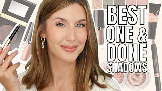 One And Done Eyeshadow | The BEST One Step Eyeshadows I LOVE