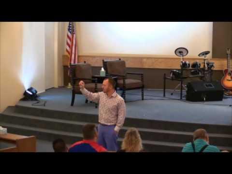 Our Motivation For Sharing Jesus - Josh Bush 7-30-17