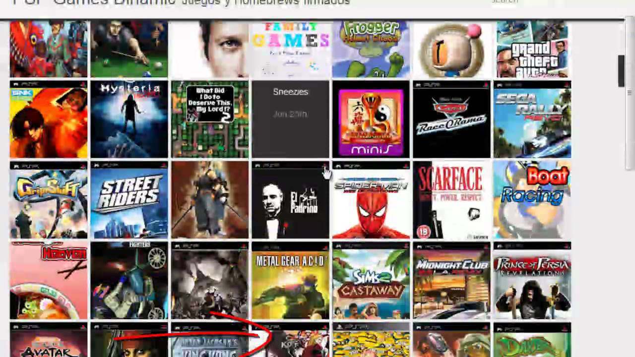 descargar juegos firmados para psp version 6.39