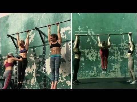 Strong Girls Teamwork