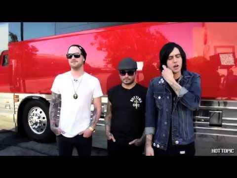 Interview: Sleeping With Sirens