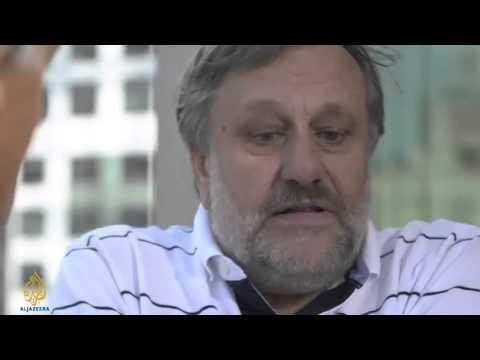 Empire asks Slavoj Žižek why democracy is in retreat