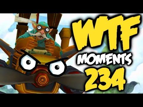 Dota 2 WTF Moments 234