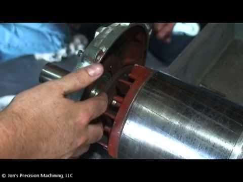 JPM VCM Rebuild Video for Hobart, Berkel and Stephan VCM 25 and 40.