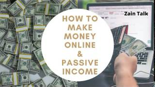 Making Money Online, Passive income & Role of Focus In creating Multiple Income Streams