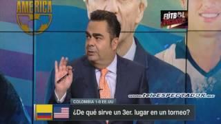 ¿Cuanta distancia hay entre Concacaf y Conmebol? - Futbol Picante [1/2]