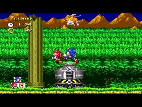 Sonic 2 Heroes