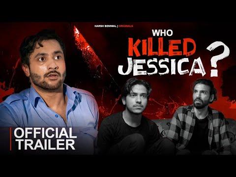 Who Killed Jessica?   Official Trailer   Harsh Beniwal   Mohit   Purav   Meghna  19 June 2021
