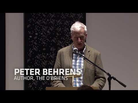 Writing Now, Reading Now: Peter Behrens