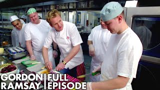 The Infamous Moment Gordon Offered A Convict A Job | Gordon Ramsay
