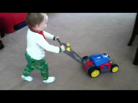 Fisher Price Bubble Mower Youtube