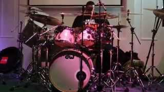 "vuclip ""Lord You Are Good"" & Drum Solo by Eric Moore"