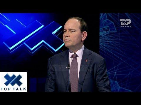 """Top Talk"", Nishani: S'ka vend për konflikt civil - Top Channel Albania - News - Lajme"